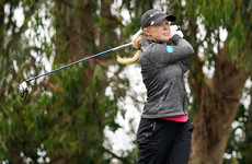 Meadow misses US Open cut as 19-year-old Saso hits the front