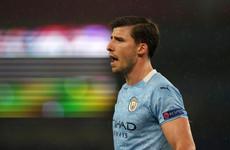 Ruben Dias named Premier League Player of the Year