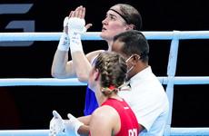 Kellie Harrington books Olympics spot with superb victory against world champion Maiva Hamadouche
