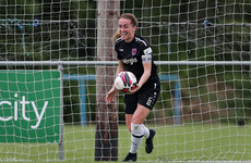 Late Murphy goal secures Wexford draw at Peamount