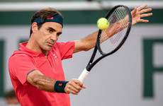 Roger Federer pulls out of French Open after advancing to last 16