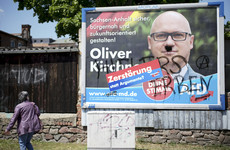 Polls open in Germany as right wing anti-migrant party looks set to make gains