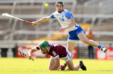 Concannon grabs 2 goals as Galway get back to winning ways against Waterford in score-fest