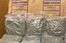 Man arrested as gardaí seize €140,000 of suspected cannabis herb in Kerry
