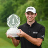 Cantlay beats Morikawa in playoff to win PGA Memorial