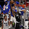 Clippers win game seven to eliminate 46-point Doncic and Mavs