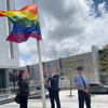 LGBT Pride flags burned in Waterford city