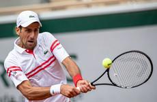 Djokovic avoids upset against teenager Musetti while Nadal cruises past Sinner