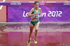 Reilly delighted to soak up Olympic experience