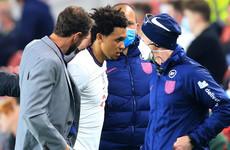 England manager Gareth Southgate hopes injuries do not disrupt his Euro plans