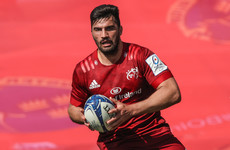Munster players' fire pit accident caused by petrol explosion