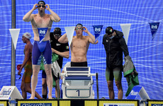 Minister backs Swim Ireland in their appeal to have Olympic relay team reinstated