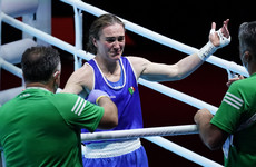 Harrington takes gold at Olympic qualifiers with superb victory over British star Dubois