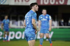 Versatile Jimmy O'Brien happy to be Leinster's Jack of all trades