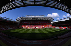 Liverpool hope to host GAA games in expanded Anfield