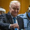 War crime judges uphold life sentence for 'Butcher of Bosnia' Mladic