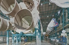 Google and NASA offer virtual tours of the Kennedy Space Centre