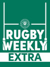 Rugby Weekly Extra: Fire, Glasgow aggro, George Best, and Ian Poulter