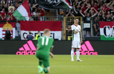 Kenny hits out at 'incomprehensible' booing of Irish players taking a knee ahead of Hungary game