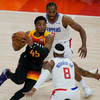 Donovan Mitchell leads Utah Jazz to victory in Game 1 thriller against LA Clippers