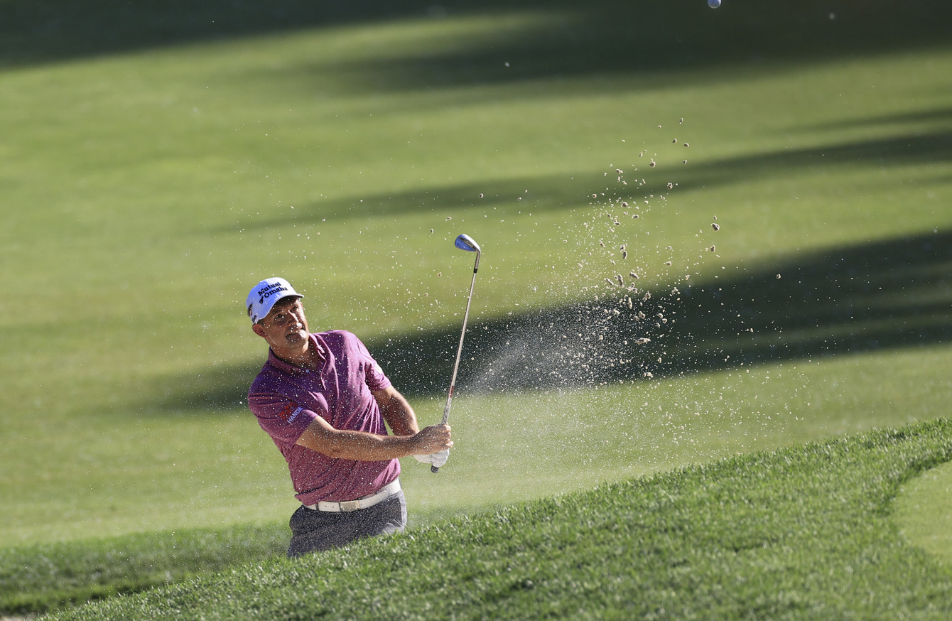 Pádraig Harrington misses out by a shot in US Open ...