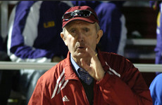 John McDonnell: Mayo man who became most successful US college coach dies aged 82