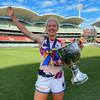 Tipp's Premiership champion O'Dwyer among Irish stars returning to AFLW next season