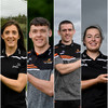 Kerry, Cork, Offaly and Antrim stars land Player of the Month awards for May