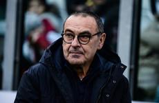 Lazio name Maurizio Sarri as new manager