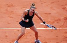 Sakkari stuns reigning champ Swiatek to become first Greek woman to reach Grand Slam semi