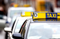 €6.5 million support package announced for taxi, hackney and limousine operators