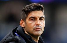 Tottenham hold talks with former Roma boss Paulo Fonseca