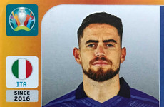 Quiz: Can you identify these Euro 2020 stars from their Panini stickers?