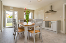 Three-bed family homes in new Portlaoise development from €265k