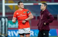 Retiring CJ Stander ruled out as Munster make seven changes for Zebre dead rubber