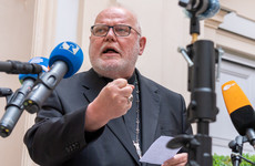 Pope refuses to accept resignation of German cardinal over sex abuse scandal