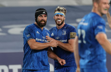 Leinster keep one eye on the future as veterans set for low-key exit
