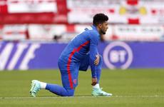 Jadon Sancho focused on Euros amid Man Utd talks