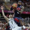 Tested: Lithuania make US sweat for win