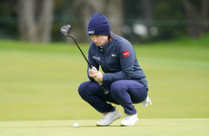 Maguire pleased with 'really nice start' as sparkling 65 sees her hit the front in California