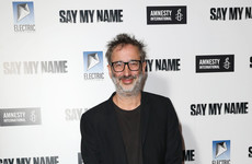 Comedian David Baddiel urges football fans to take the knee, criticises Johnson for 'culture war game'