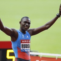 'The only thing I'm looking for here is Olympic gold' - Rudisha