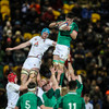 Joe Schmidt touches base with former sidekick to wish Ireland's Under 20s luck