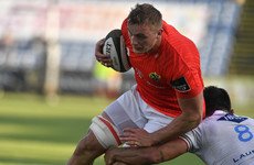 Coombes and Casey shine as eight-try Munster prove too hot for Zebre