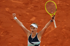'I'm just going to have fun' – Barbora Krejcikova set for two French Open finals