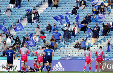 Crowds back in the RDS for first time in 470 days as Leinster stroll to victory