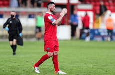 Brennan brace helps four-goal Shelbourne cruise past Bray Wanderers