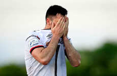 Waterford stun troubled Dundalk to climb off bottom of the table