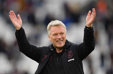 David Moyes signs new West Ham deal
