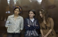 Pussy Riot trial: Putin calls for lenience